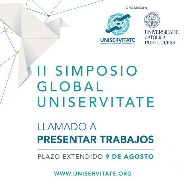 Imagen. II Simposio Global Uniservitate. Llamado a presentar trabajos