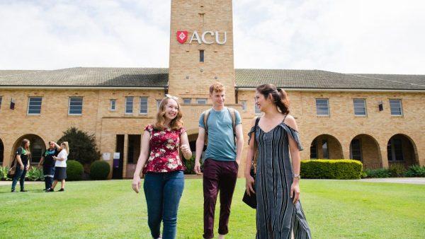 Australian Catholic University photo