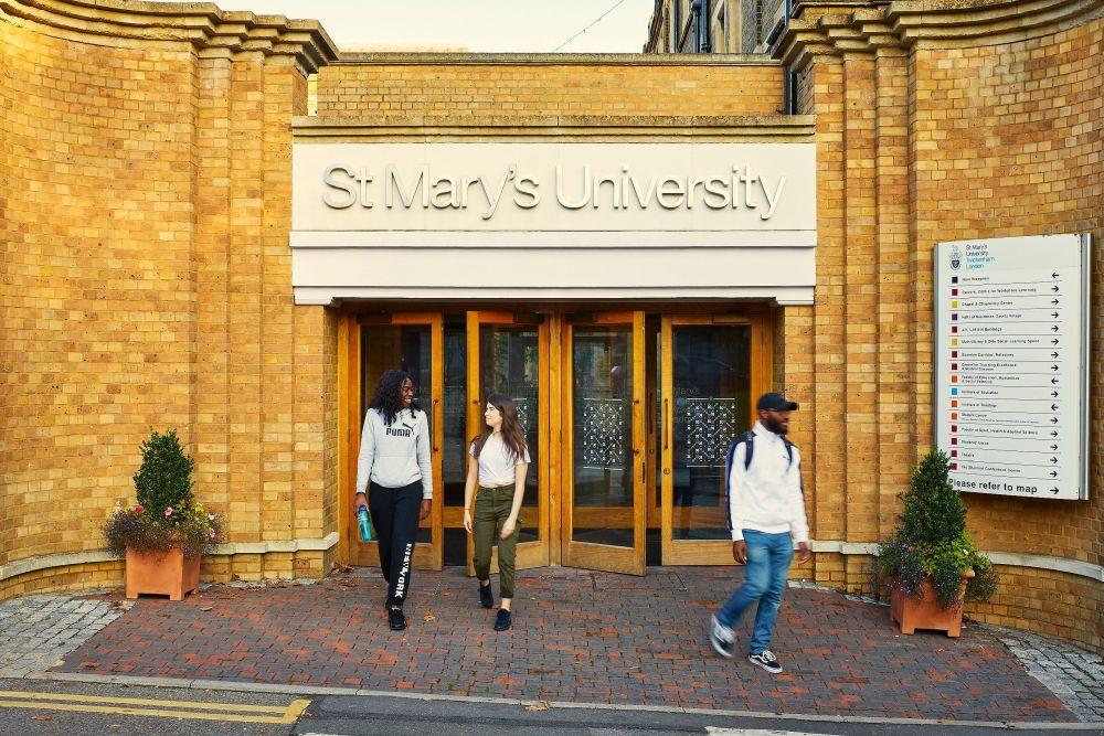 St Mary's University photo