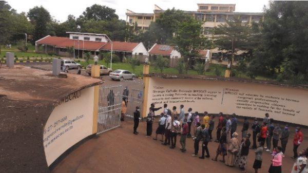 Mwenge Catholic University photo